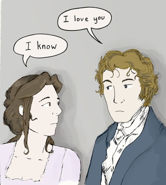 Pride and Prejudice and Star Wars
